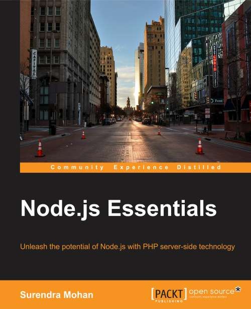 Node.js Essentials by Packt Publishing
